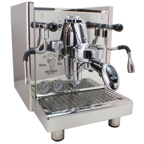 Bezzera Mitica PID Espresso Machine – switchable tank / direct connect – V2