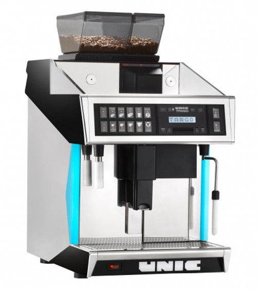 Unic Tango S Solo Super Automatic Commercial Espresso Machine