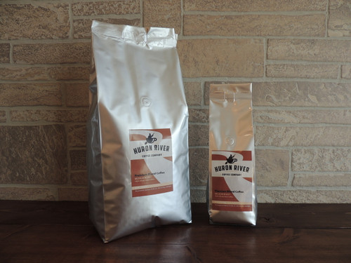 Premium Blend Whole Bean Coffee - 12oz, 5lb and 10lb Sizes