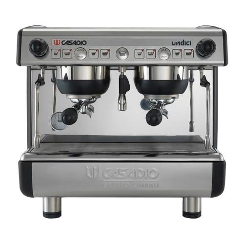 Casadio Undici A2 Compact Commercial Espresso Machine