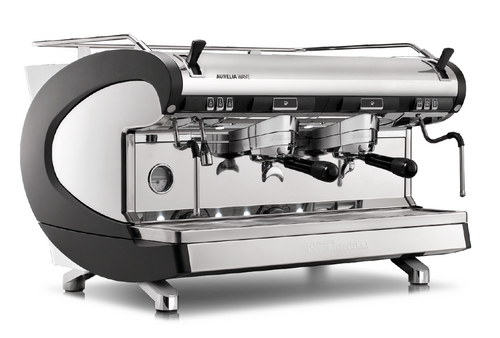 Nuova Simonelli Aurelia WAVE 2 or 3 Group Commercial Espresso Machine