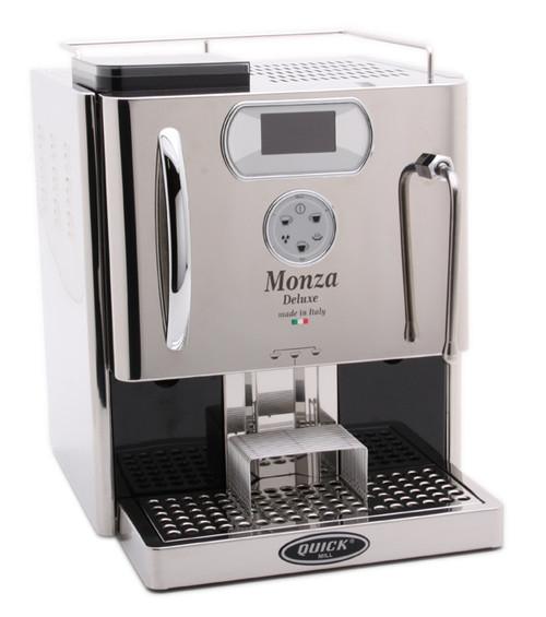 Quick Mill Monza Deluxe Evo Super Automatic Espresso Machine - Open Box