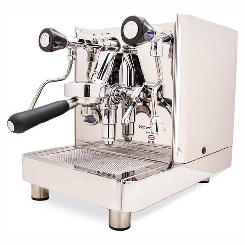 Quick Mill Vetrano Evo 2B & Compak E5 Combo