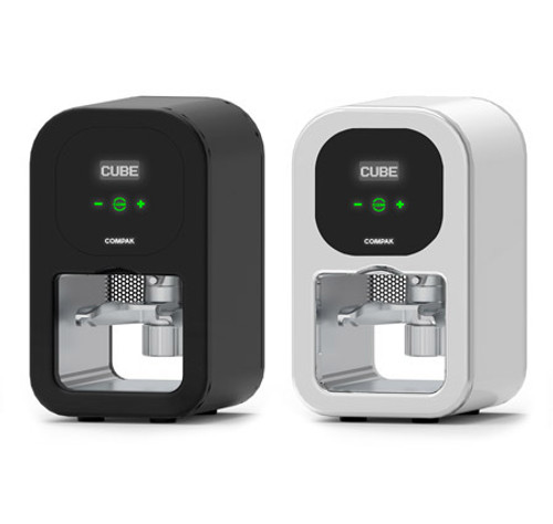 Compak Cube Tamp - Electronic Automatic Coffee Press