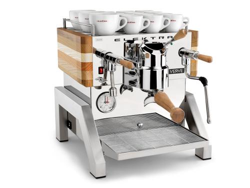 Elektra Verve Semi-Automatic Dual Boiler Espresso Machine – 1 Group