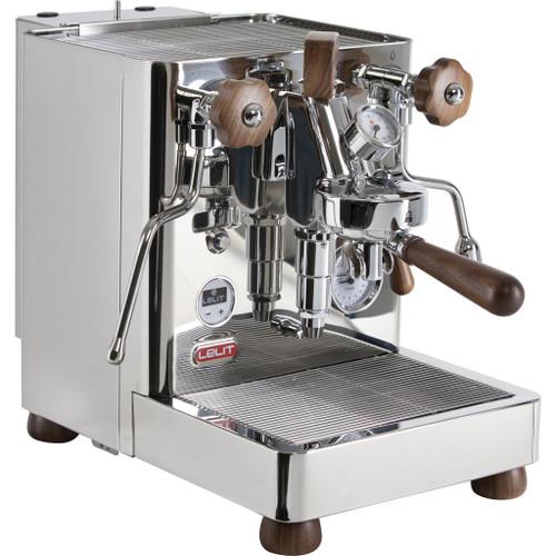 Lelit Bianca PID V2 Dual Boiler Espresso Machine w/ Manual Brew Pressure Profiling