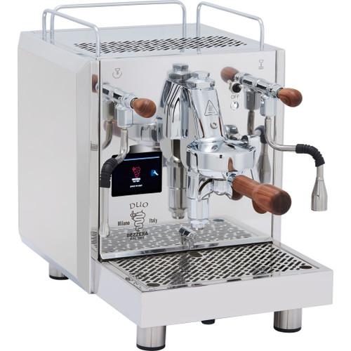 Bezzera Duo MN Dual Boiler Espresso Machine – V2, Double PID
