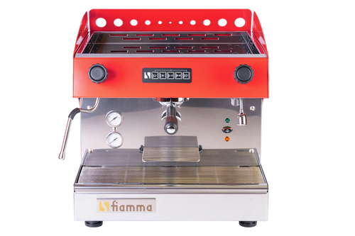 Fiamma Caravel 1 Group CV Commercial Espresso Machine - Direct Connect