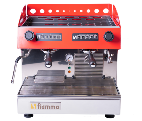 Fiamma Caravel 2 Group CV Commercial Espresso Machine