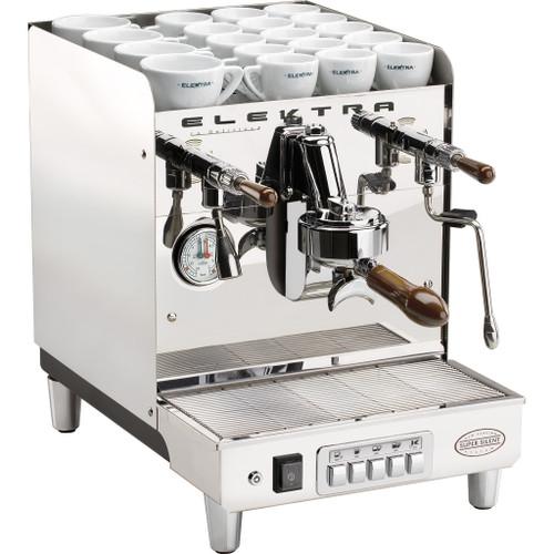 Elektra Model ART.T1 SIXTIES Chrome Espresso Machine