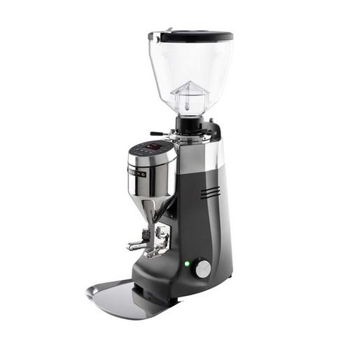 Mazzer Kony S Electronic Espresso Grinder - Silver