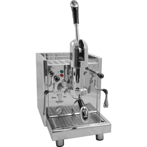 Bezzera Strega Espresso Machine v2 - switchable tank / direct connect, vibration pump