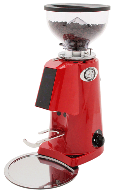 Fiorenzato F4 Electronic Grinder - Red