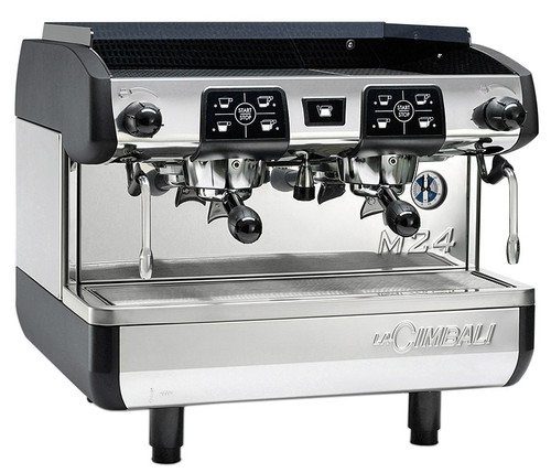La Cimbali M24 Select Compact 2 Group Volumetric Commercial Espresso Machine