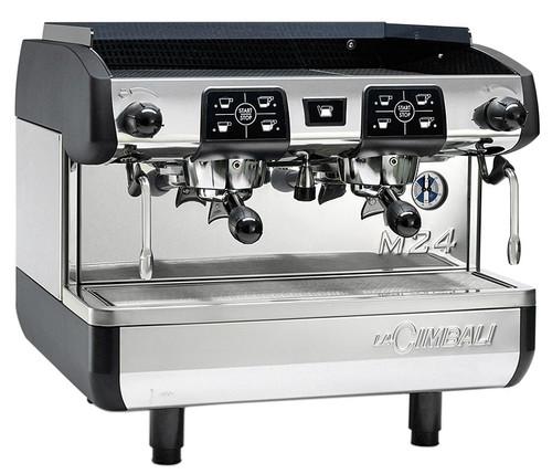 La Cimbali M24 Select Compact 2 Group Volumetric Commercial Espresso Machine