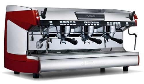 Nuova Simonelli Aurelia II 3 Group Volumetric Commercial Espresso Machine