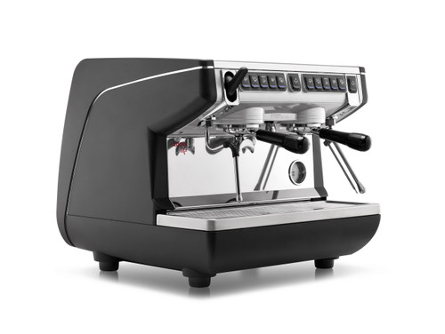 Nuova Simonelli Appia Life Compact 2 Group Volumetric Commercial Espresso Machine