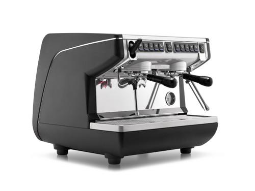 Nuova Simonelli Appia Life Compact 2 Group Volumetric Commercial Espresso Machine