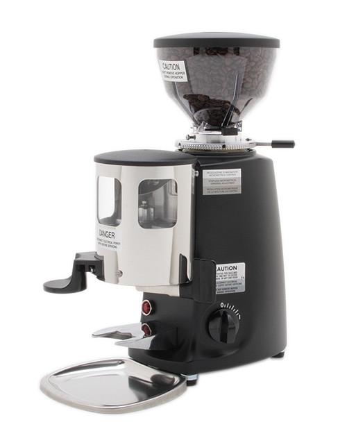 Mazzer Mini Doser Espresso Grinder - Black