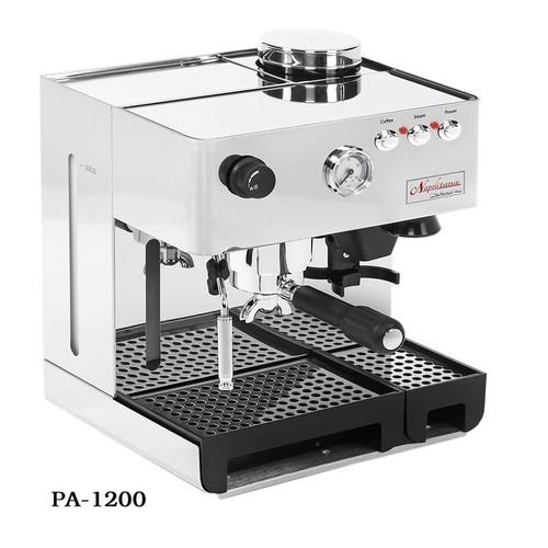 "La Pavoni ""Napolitana"" Espresso Machine w. Grinder - PA-1200"