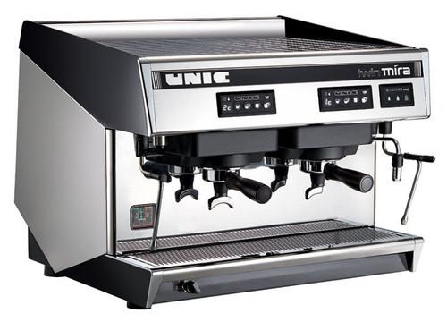 UNIC Mira 2 Group Volumetric Commercial Espresso Machine