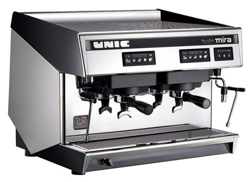 UNIC Mira 2 Group Volumetric Commercial Espresso Machine