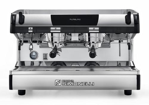 Nuova Simonelli Aurelia II 2 Group Semi-Automatic Commercial Espresso Machine