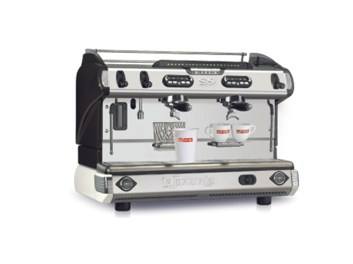 La Spaziale S9 Tall Cup 2 Group Volumetric Commercial Espresso Machine