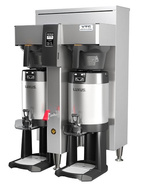 Fetco Touchscreen Double Coffee Brewer CBS-2152XTS-1.5G