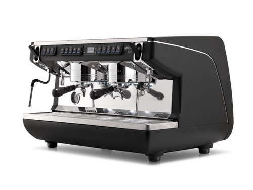 Nuova Simonelli Appia Life Volumetric 2 Group Commercial Espresso Machine