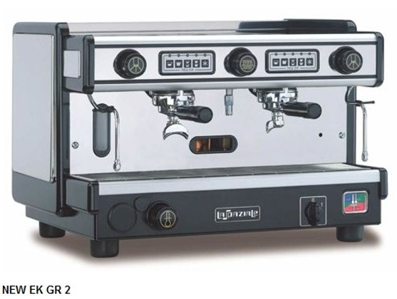 La Spaziale S2 2 Group Volumetric vs La Spaziale S9 Compact Semi-Auto 2 Group Commercial Espresso Machine Comparison