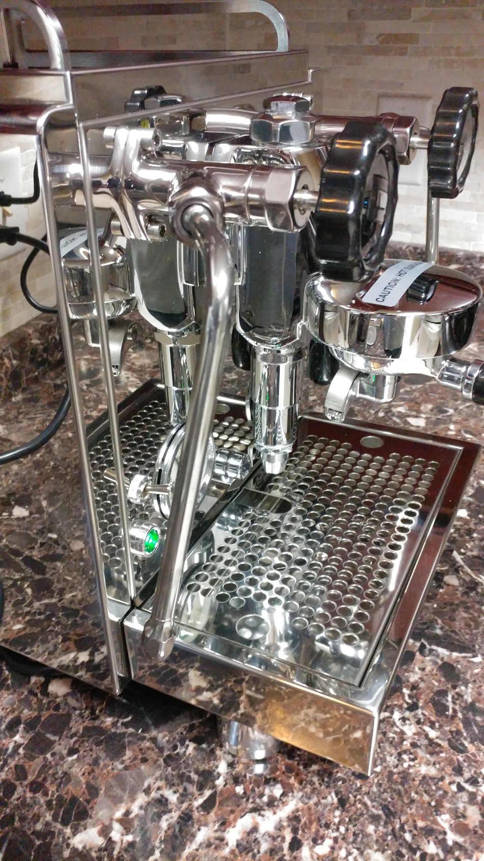 2019 Rocket R58 Dual Boiler Espresso Machine V3 Or V2 Review