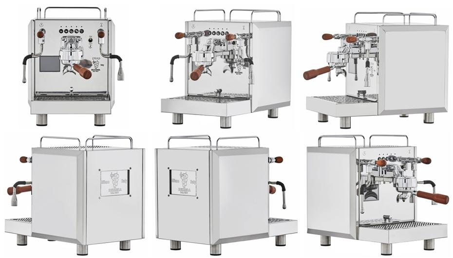Bezzera Duo DE Espresso Machine