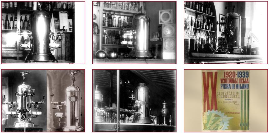 Bezzera Company History