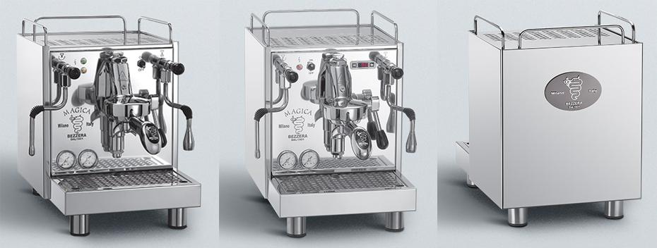 Bezzera Magica No PID Espresso Machines