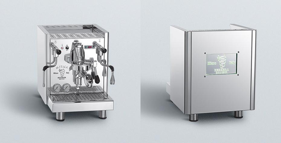 Bezzera Mitica with PID Espresso Machine