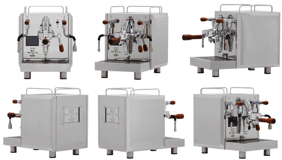 Bezzera Duo MN Semi Auto Espresso Machine