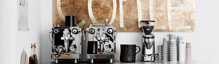Rocket Espresso Prosumer Espresso Machines and Grinder