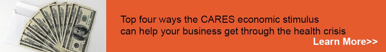 Coronavirus Cares Stimulus Bill & Your Business