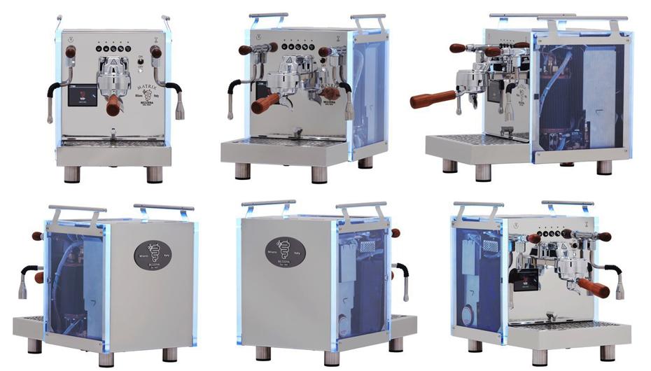 Bezzera Matrix DE Espresso Machine