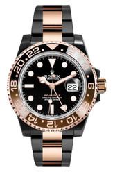 Rolex GMT Master II 126711 DLC-PVD