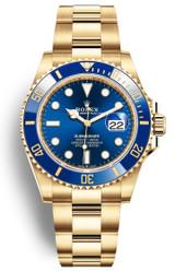 Rolex Submariner Black 126618LB