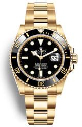 Rolex Submariner Blue 126618LN