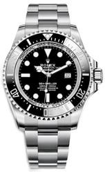 Rolex Deepsea Black 126660