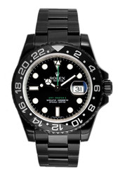 Rolex GMT Master II 116710  DLC-PVD