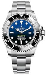 Rolex James Cameron Deepsea Blue 126660