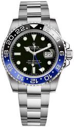 Rolex GMT-Master II Batman Custom Ceramic Blue/Black 116710