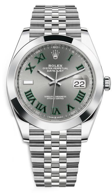 Rolex Datejust 41mm Stainless Steel 126300 GRJ