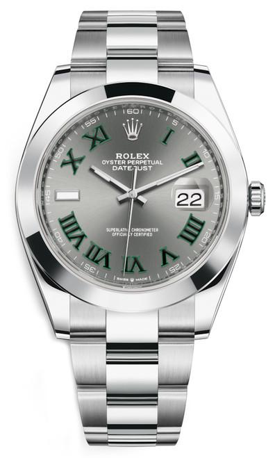 Rolex Datejust 41mm Stainless Steel 126300 GRO