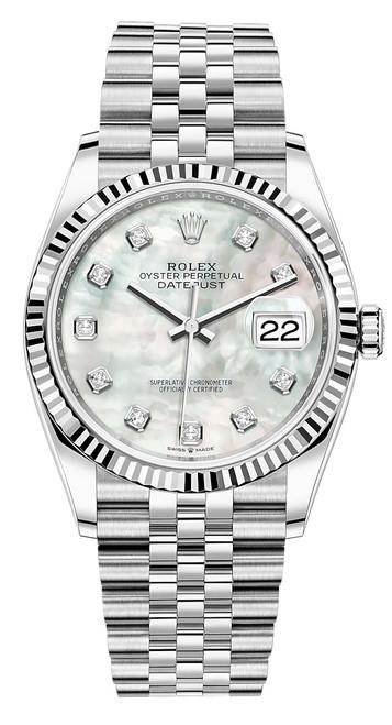 Rolex Oyster Perpertual Datejust 126234MOPDJ
